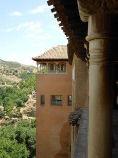 #Peinador de la #Reina , #Alhambra , #Granada