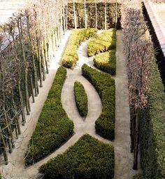 jacques wirtz / jardin privé, belgië