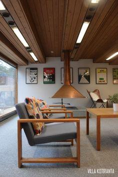 Finnish Interior Design hotel rantapuisto, helsinki, finland 1960's scandinavian design