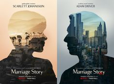 First Poster for Netflix's 'Marriage Story' - Starring Scarlett Johansson Adam Driver Laura Dern and Ray Liotta - Directed by Noah Baumbach ('Frances Ha' 'The Squid and the Whale') Adam Driver, Ray Liotta, Scarlett Johansson, New Movies, Good Movies, Movies And Tv Shows, 2020 Movies, Imdb Movies, Movies Free