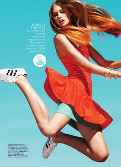 LOU LOU MAGAZINE:   Photography:   Genevieve Charbonneau, Judy Inc/  Makeup and hair:  Sabrina Rinaldi, Judy Inc