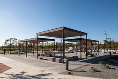 Park In Mediterraneo Avenue - Picture gallery Canopy Outdoor, Outdoor Decor, Shade Canopy, Shade Structure, Healthcare Design, Pergola Shade, Urban Design, Architecture Design, Human Drawing