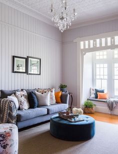 This renovated Queenslander is giving us all the feels - The Interiors Addict Style At Home, Fashion Room, Home Fashion, Interior Design Living Room, Living Room Decor, Kitchen Interior, Living Rooms, Queenslander House, Boho Home