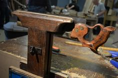 singular handy suggestions on finding crucial standards in Fantastic Woodworking Tips Posts Antique Woodworking Tools, Antique Tools, Old Tools, Vintage Tools, Woodworking Jigs, Woodworking Projects, Carpentry, Wood Projects, Saw Sharpening
