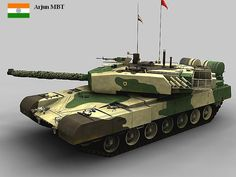 India Army To Order For 37 Crores Arjun Mark-II MBT Version - ASIAN DEFENCE NEWS