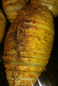 "Hasselbackpotatis a ""La Española"" para #Mycook http://www.mycook.es/receta/hasselbackpotatis-a-la-espanola/"