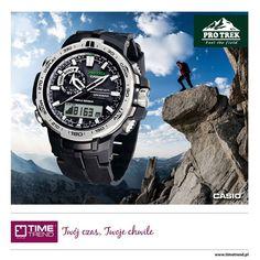 Casio Protrek PRW-6000-1ER Unikalna kolekcja zegarków Casio dla aktywnych. Barometr, termimetr, wysokościomierz, ToughSolar, kompas i Waveceptor. Idealny kompan na górskie wyprawy!  Wiecej na www.timetrend.pl  @casio.poland  #zegarki #zegarek #casio #protrek #gory #góry #wyprawa #outdoor #przygoda #wspinaczka #survival #sport #trekking #timetrend