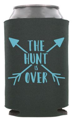 Check out this customizable product from www.totallyweddingkoozies.com//store/one-color-collapsible-wedding-can-cooler.html?template=6094&sku=TWC