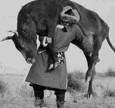 Каба-Уулу Кожомкул - легендарный батыр кыргызов