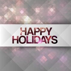 Download - Happy holidays card — Stock Image #122574298