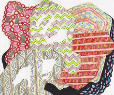 Pattern Boundaries – Julie Alpert