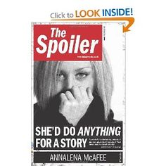The Spoiler, Annalena McAfee