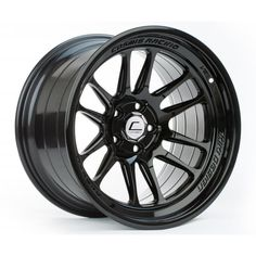 Cosmis Racing Wheels Black Rims Set of 4 Black Rims, Black Wheels, Hot Wheels, Rims And Tires, Wheels And Tires, Car Parts, Truck Parts, Nissan 300zx, Racing Wheel