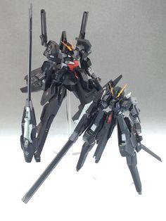 Ryuji Sorayama Gundam TR-6