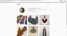 Webster Fiber Arts on Instagram: https://instagram.com/websterfiberarts/