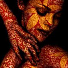 Tantra goddess. :-)