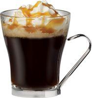 Pearl Caramel Coffee- 1½ oz. Pearl® Caramel Vodka Add Fresh Coffee