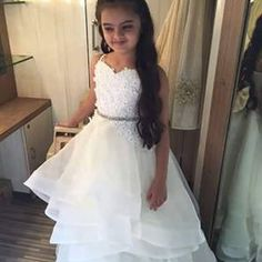 My red carpet costume. A white gown. Baby Girl Dresses, Flower Girl Dresses, Indian Wedding Photography, Photography Couples, White Gowns, Bollywood Stars, Red Carpet Dresses, Formal Dresses, Wedding Dresses