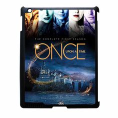 Once Upon A Time Season iPad 2 Case