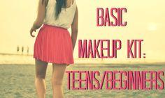 Ask Elle: Basic Makeup Kit for Teens/Beginners