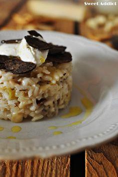 Pie, Yummy Food, Healthy, Salsa, Desserts, Risotto, Gastronomia, Rice, Food