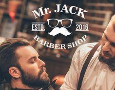 "Check out new work on my @Behance portfolio: ""Logo Design for Mr.Jack Barber shop"" http://be.net/gallery/45629923/Logo-Design-for-MrJack-Barber-shop"