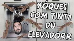 Ê cá tênheuma ganda parranoia de andárr de elevadorr e iste aconteceu même!  O munde do Charroque da Prrofundurra é munta grrande, encontrram aqui tude: Loja Online: https://www.charroco.net Blog: https://www.blog.charroco.net Facebook: https://www.facebook.com/charroque/ Instagram: https://www.instagram.com/charroque/ Pinterest: https://pt.pinterest.com/charroco/ Twitter: https://twitter.com/charroque