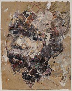 My memories Benon Lutaaya South Africa Assemblage / Collage