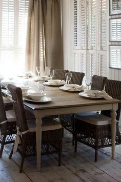 Riviera Maison - spisebord -   Chateau du Lac Table 350x100