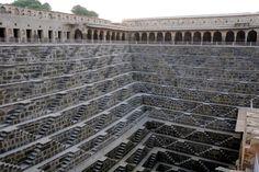 Chand Baori, Rajasthan India