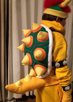 Your place to buy and sell all things handmade Bowser Halloween Costume, Bowser Costume, Toothless Costume, King Koopa Costume, Claw Gloves, Super Mario Art, Fancy Dress For Kids, Mario Party, Toddler Costumes