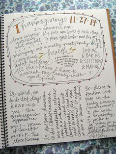 Daily Journal Project 44 by gina sekelsky studio