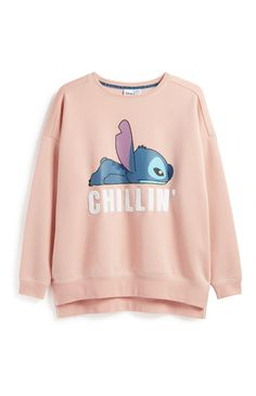 This is one I can proudly say I have 😁 Sweatshirt Outfit, Stitch Sweatshirt, Stitch Shirt, Cute Disney Outfits, Cute Lazy Outfits, Teen Fashion Outfits, Outfits For Teens, Emo Outfits, Fashion Dresses