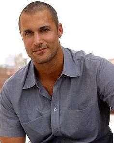 """the sexy Nigel Barker, noted fashion photographer...."""