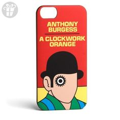 Out of Print iPhone 5 Cover - Clockwork Orange (*Amazon Partner-Link)