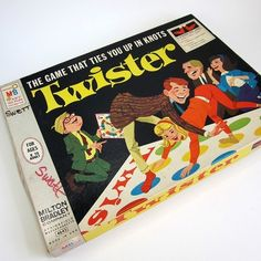 1966: Twister - The Most Popular Christmas Toy from the Year You Were Born - Photos