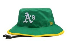 567421c4d14 MLB BUCKET New Era Oakland Athletics Fisherman Caps 004 Mlb