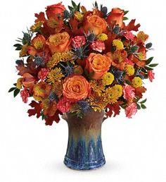 Classic Autumn Bouquet in Metro New Orleans LA, Villere's Florist. http://villeresflorist.com/metairie-flowers/telefloras-classic-autumn-bouquet-662757p.asp?rcid=9369&point=1