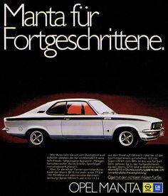 Opel Manta A (1974) GTE für Fortgeschrittene