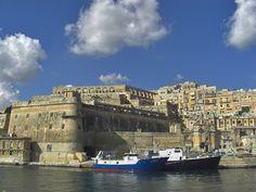 Upper Barrakka Gardens, Valletta | Malta