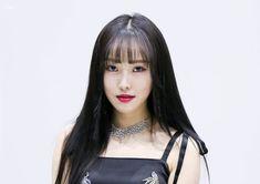 South Korean Girls, Korean Girl Groups, Gfriend Yuju, Kim Ye Won, Jung Eun Bi, Cloud Dancer, G Friend, Black Hair, Rapper