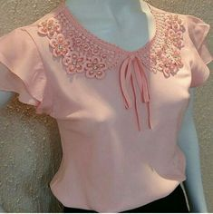 Now Fashion, Now Style, Now Outfits Blouse And Skirt, Blouse Dress, Cute Blouses, Blouses For Women, Blouse Patterns, Blouse Designs, Blouse Styles, Passion For Fashion, Designer Dresses