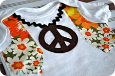 maybe not a hippie style but I love the idea of the vest!