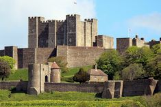 Dover Coronavirus Lockdown Blog UK: Peverell's Tower Holiday Cottage, Dover Castle, En... Arch Gate, Norman Castle, Stay In A Castle, Dover Castle, Gate Way, Round Tower, Cycle Ride, Listed Building