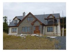 ie - Property for sale in Ireland, Houses for sale in Ireland, Apartments, New Homes in Ireland and real estate properties in Ireland Dormer House, Dormer Bungalow, House Plans, Shed, New Homes, Exterior, Outdoor Structures, Cabin, House Design