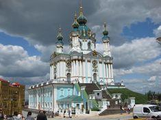 Igreja de Santo André, Ucrânia