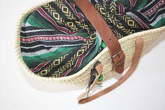 SS15 #maorita #handmade #summer #basket