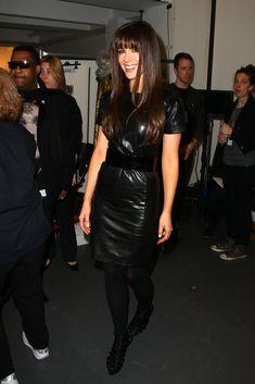 Kate Beckinsale Photos Photos - Calvin Klein Womenswear - Backstage - Fall 09…