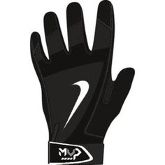Searching for slow pitch softball catcher's helmets pictures? Nike Youth  MVP Edge Baseball Batting Glove