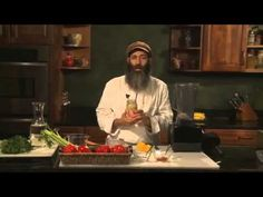 Sunfired raw food recipes from dr aris latham optimal well my favorite raw food salad dressing youtube forumfinder Choice Image